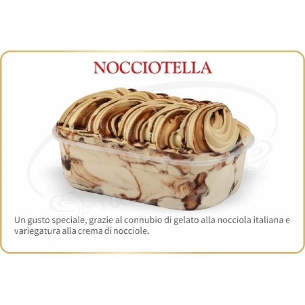 ELITE GELATO NOCCIOTELLA KG. 1,1