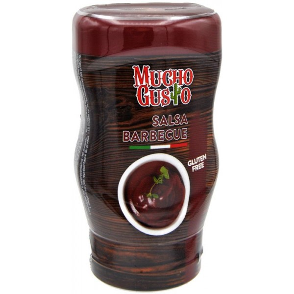 MUCHO GUSTO BARBECUE TOP DOWN 310 GR