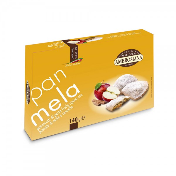 DOLCIARIA AMBROSIONA PAN MELA GR 140
