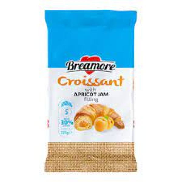 BREAMORE CROISSANT ALBICOCCA CONFEZIONE DA 5 GR 225