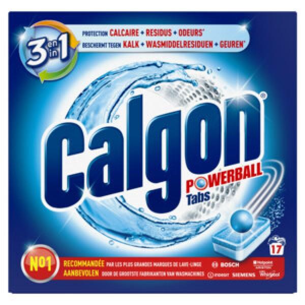 CALGON POWER POLVERE 17 LAVAGGI 850 GR