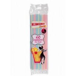 KIMONO 40 CANNUCCE