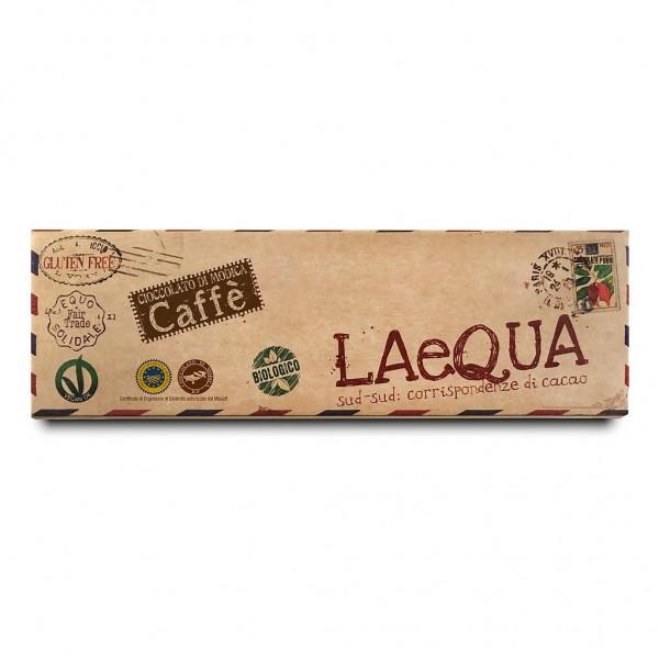 LAeQUA - Cioccolata di Modica al caffè BIO