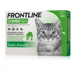 FRONT-LINE COMBO GATTO 3 PIPET