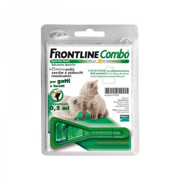 FRONT-LINE COMBO KIT GATTINO