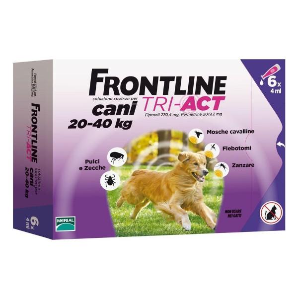 FRONT-LINE TRI ACT 20-40 KG