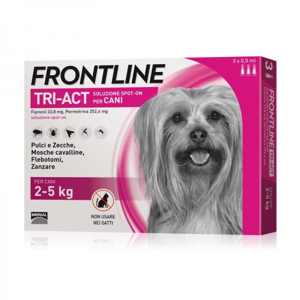 FRONT-LINE TRI ACT 2-5 KG