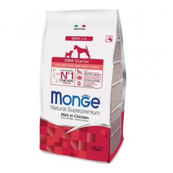 MONGE SUPER P.STARTER MINI 1,5 KG