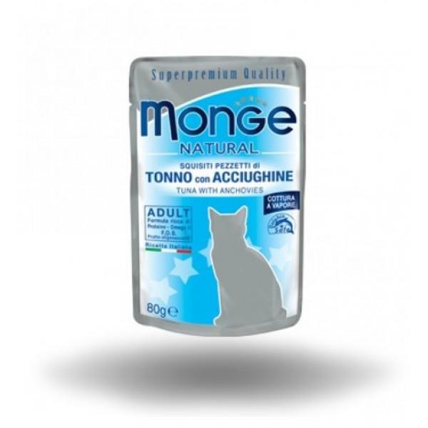 MONGE BUSTE TONNO/ACCIU.