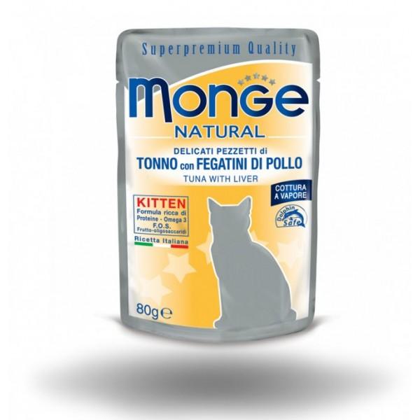 MONGE BUSTE TONNO/FEG.POL.