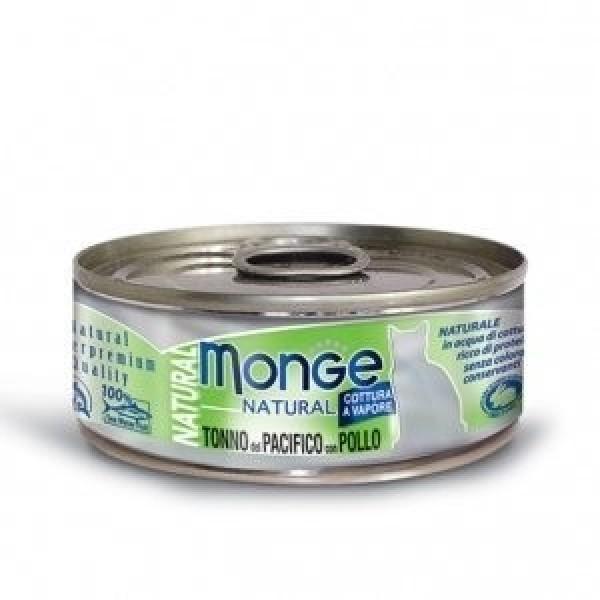MONGE NAT.TONNO/POLLO