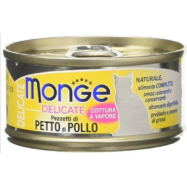 MONGE DELIC.PETTO POLLO