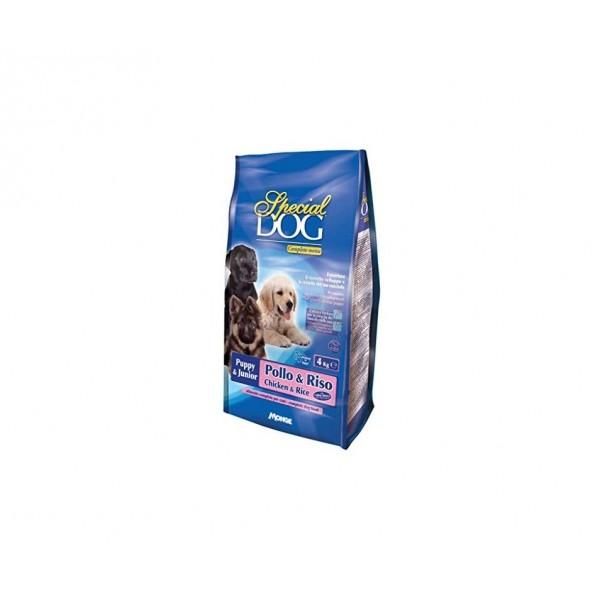 SPECIAL DOG CROC.PUPPY&JU 4 KG