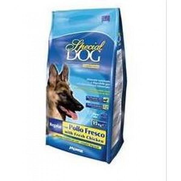 SPECIAL DOG CROC.REG.POLLO 4 KG