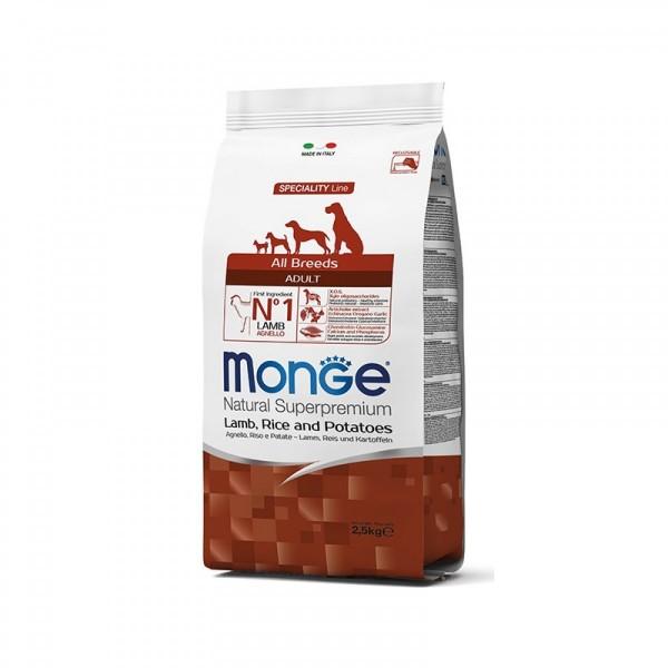 MONGE S.P.ALLBREEDS AD.ANA/RIS 12 KG