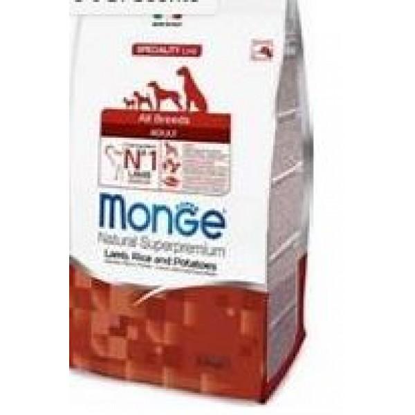 MONGE S.P.ALLBREEDS PUP.AGN/RIS 12 KG
