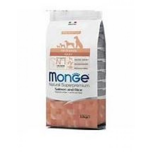 MONGE S.P.ALLBREEDS PUP.SAL/RIS 2,5 KG