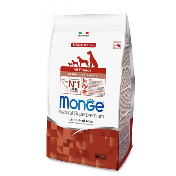 MONGE S.P.ALLBREEDS PUP.AGN/RI