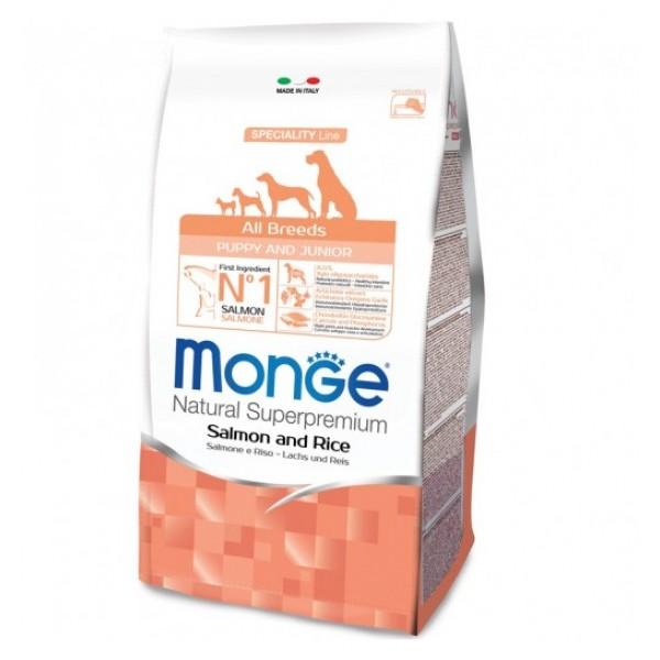 MONGE S.P.ALLBREEDS PUP.SAL/RI