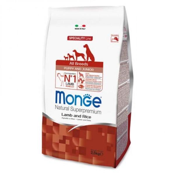 MONGE SUPER P.PUPPY MINI AG/RI 2,5 KG