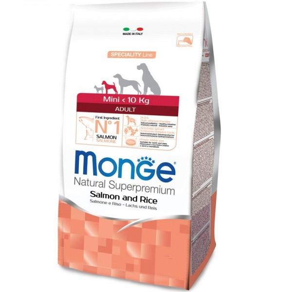 MONGE SUPER P.AD.MINI SAL/RIS 2,5 KG