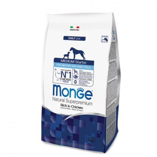 MONGE SUPER P.STARTER MEDIO 1,5 KG