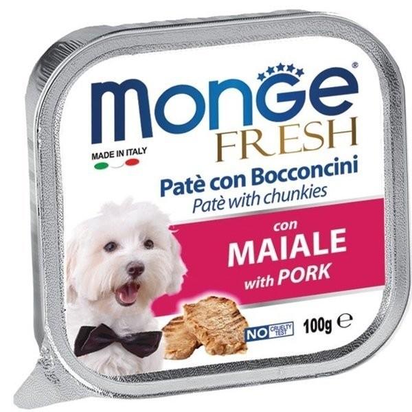 FRESH BOCCONC.DOG MAIALE
