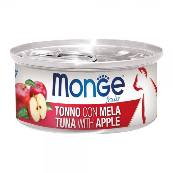 MONGE FRUIT TONNO/MELA