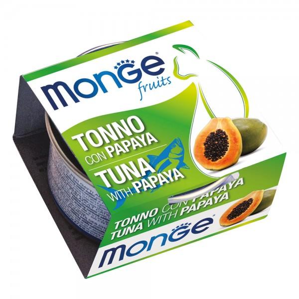 MONGE FRUIT.TONNO/PAPAYA