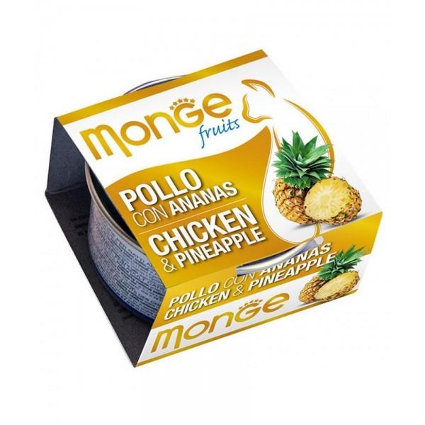 MONGE FRUIT.TONNO/ANANAS