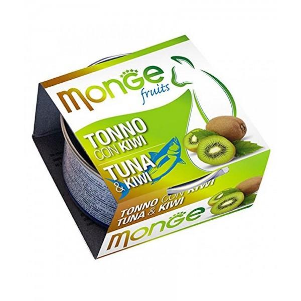 MONGE FRUIT.TONNO/KIWI