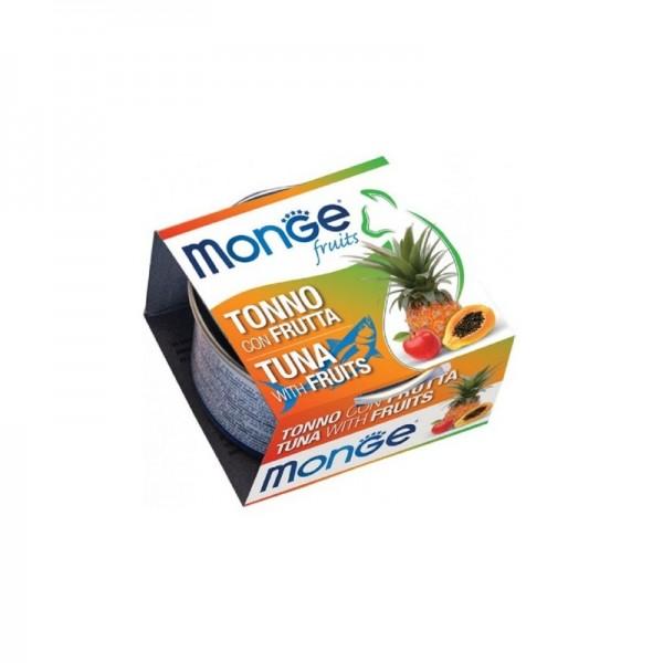 MONGE FRUIT TONNO/FRUT.