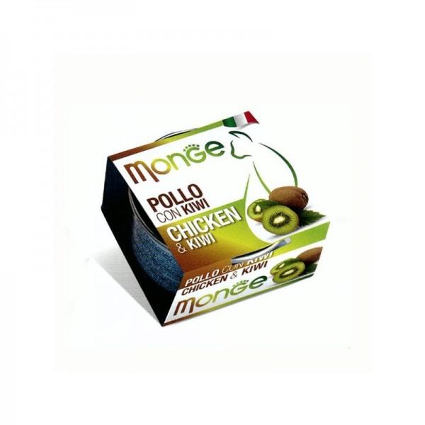 MONGE FRUIT.POLLO/KIWI