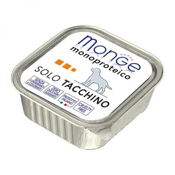 MONGE DOG SOLO TACCHINO R