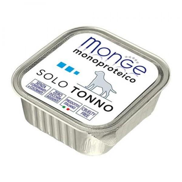 MONGE DOG SOLO TONNO R