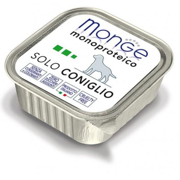 MONGE DOG SOLO CONIGLIO R