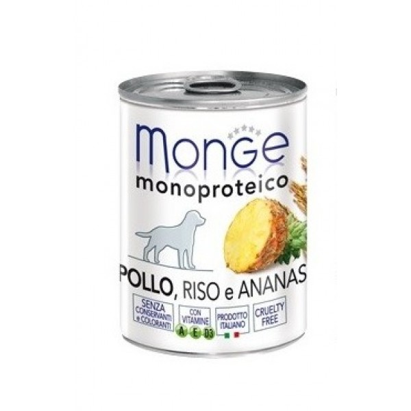MONGE DOG FRUIT PO/RI/AN