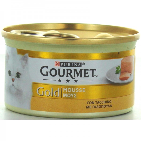 GOURMET GOLD MOUSSE TACC. GR85
