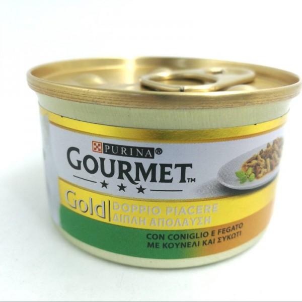 GOURMET GOLD CONIGL/FEGAT.GR85