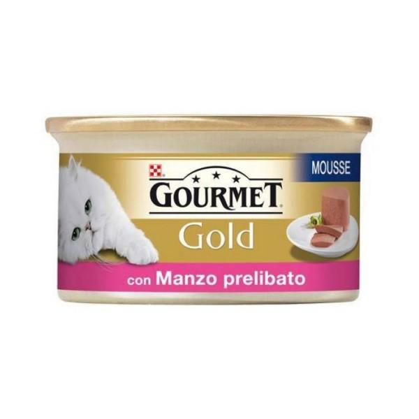 GOURMET GOLD MOUSSE MANZO GR85