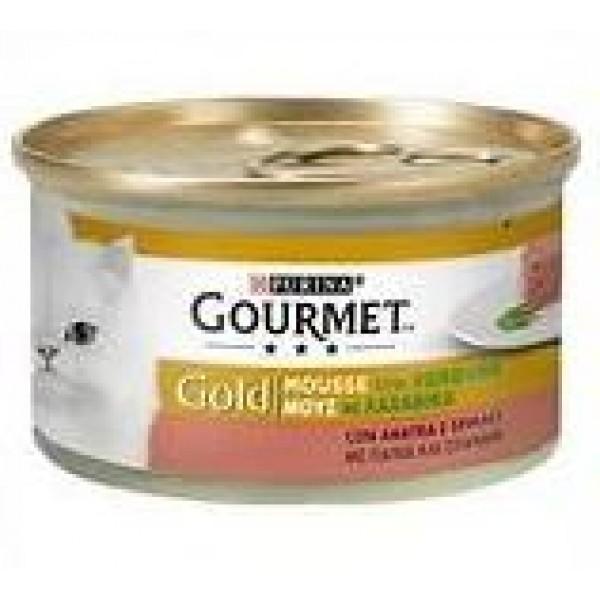 GOURMET GOLD MOUSSE AN/SP GR85