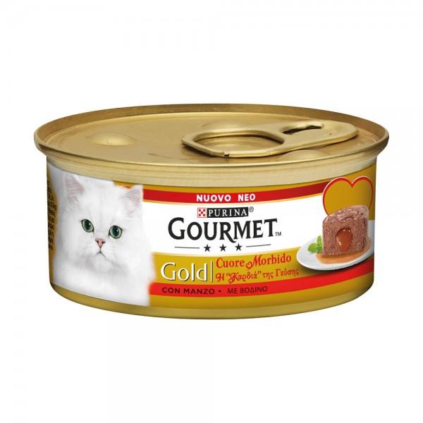 GOURMET GOLD CUORE MANZO GR85