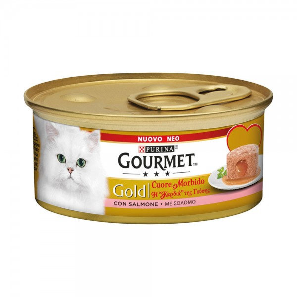 GOURMET GOLD CUORE SALMO.GR85