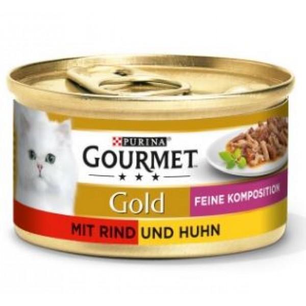 GOURMET GOLD CO/CA DADINI GR85