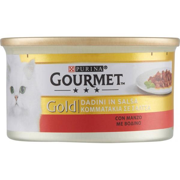GOURMET GOLD MANZO DADINI GR85