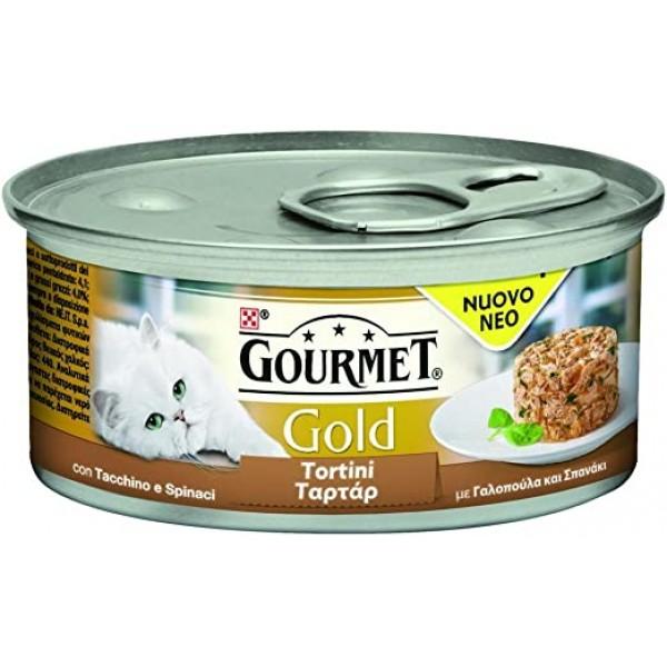 GOURMET GOLD PATE' AN/CA/SP G85