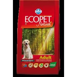 ECOPET NATURAL ADULT MD KG 12