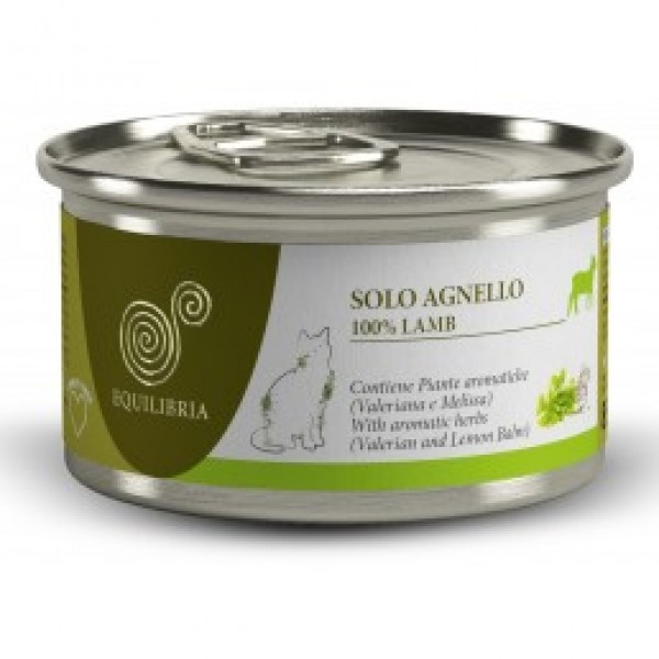 EQUIL.CAT AGNELLO 85 GR