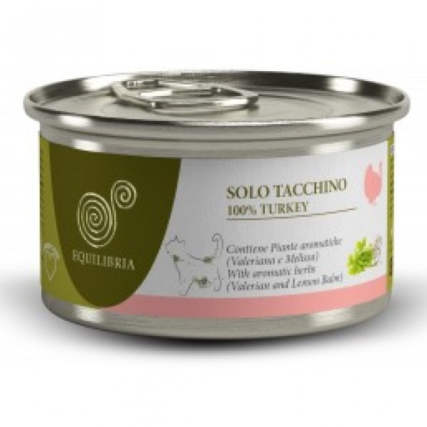 EQUIL.CAT TACCHINO 85 GR