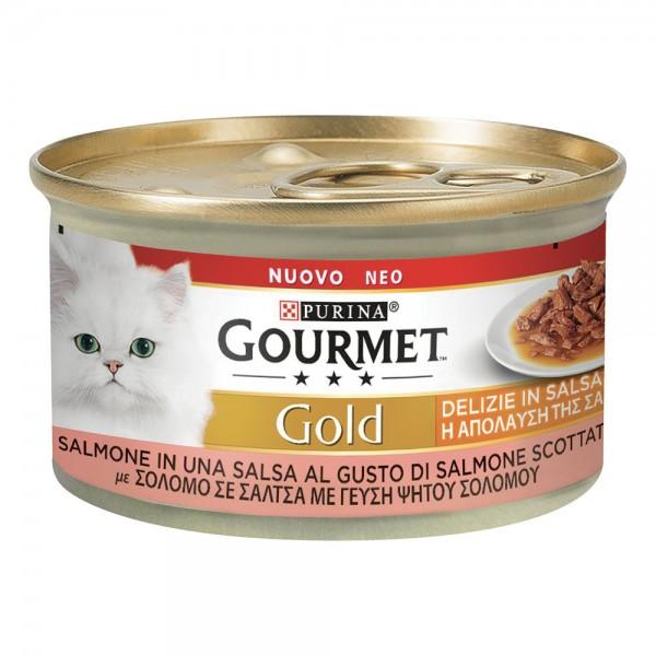 GOURMET GOLD DELIZIE IN SALSA SALMONE 85 GR